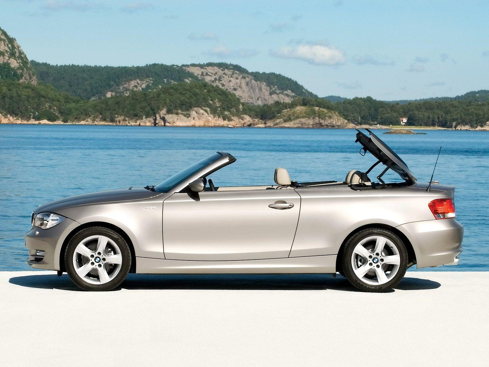 2008 BMW 1 Series Convertible Wallpaper 17 - 1600x1200