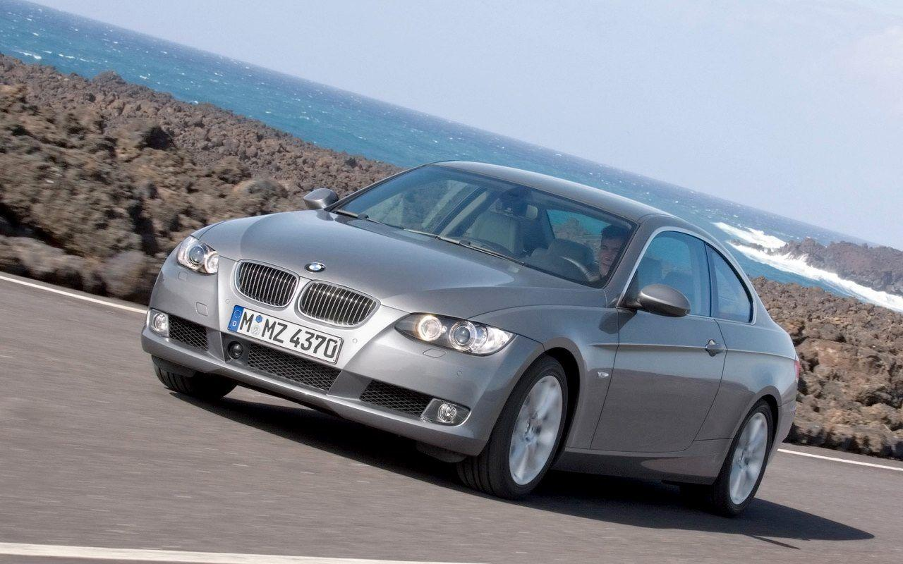 2007 BMW 335i Coupe Wallpaper 03 - 1280x800