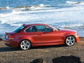 2008 BMW 1 Series Coupe Wallpaper 22