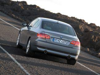 2007 BMW 335i Coupe Wallpaper 04