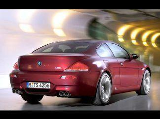 2006 BMW M6 Wallpaper 11