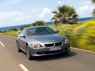 2008 BMW 6 Series Wallpaper 23