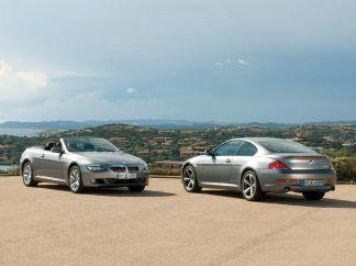 2008 BMW 6 Series Wallpaper 11