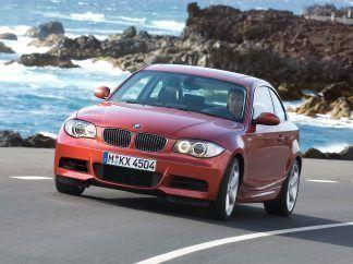 2008 BMW 1 Series Coupe Wallpaper 12