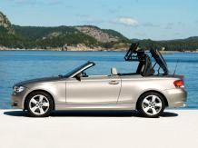 2008 BMW 1 Series Convertible Wallpaper 18 - обои БМВ и фото BMW
