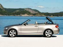 2008 BMW 1 Series Convertible Wallpaper 17 - обои БМВ и фото BMW