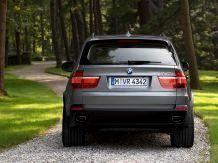 2007 BMW X5 Wallpaper 07 - обои БМВ и фото BMW