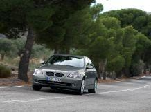 2008 BMW 5 Series Wallpaper 05 - обои БМВ и фото BMW