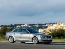2008 BMW 5 Series Wallpaper 13 - обои БМВ и фото BMW