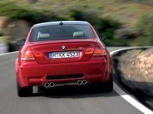 2008 BMW M3 Wallpaper 06 - обои БМВ и фото BMW