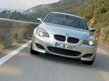 2005 BMW M5 Wallpaper 09 - обои БМВ и фото BMW
