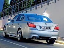 2005 BMW M5 Wallpaper 07 - обои БМВ и фото BMW
