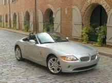 BMW Z4 Roadster Wallpaper 04 - обои БМВ и фото BMW