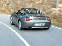 BMW Z4 Roadster Wallpaper 06 - обои БМВ и фото BMW