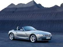 BMW Z4 Roadster Wallpaper 02 - обои БМВ и фото BMW