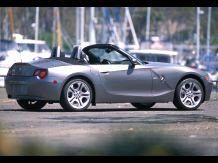 BMW Z4 Roadster Wallpaper 08 - обои БМВ и фото BMW