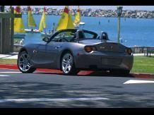 BMW Z4 Roadster Wallpaper 19 - обои БМВ и фото BMW