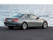 2007 BMW 335i Coupe Wallpaper 06 - обои БМВ и фото BMW