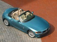 BMW Z4 Roadster Wallpaper 23 - обои БМВ и фото BMW