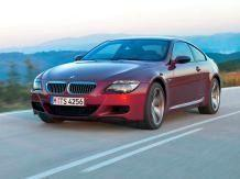 2006 BMW M6 Wallpaper 07 - обои БМВ и фото BMW