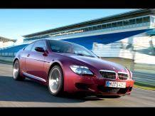 2006 BMW M6 Wallpaper 02 - обои БМВ и фото BMW