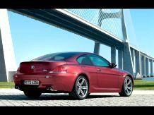 2006 BMW M6 Wallpaper 08 - обои БМВ и фото BMW