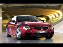 2006 BMW M6 Wallpaper 06 - обои БМВ и фото BMW