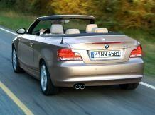 2008 BMW 1 Series Convertible Wallpaper 06