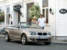 2008 BMW 1 Series Convertible Wallpaper 15 - обои БМВ и фото BMW
