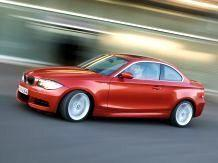 2008 BMW 1 Series Coupe Wallpaper 10 - обои БМВ и фото BMW