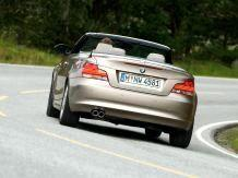 2008 BMW 1 Series Convertible Wallpaper 05