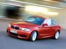 2008 BMW 1 Series Coupe Wallpaper 09 - обои БМВ и фото BMW