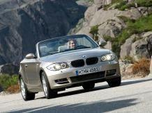 2008 BMW 1 Series Convertible Wallpaper 13 - обои БМВ и фото BMW